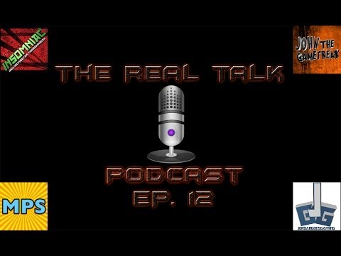 The Real Talk Podcast Ep. 12-Justin Bieber DUI/ThatJuice Network/Machinima & Xbox One