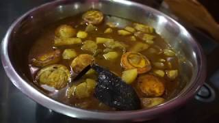 how to cook Egg curry bangali style | tasteful and easy Egg curry Recipe