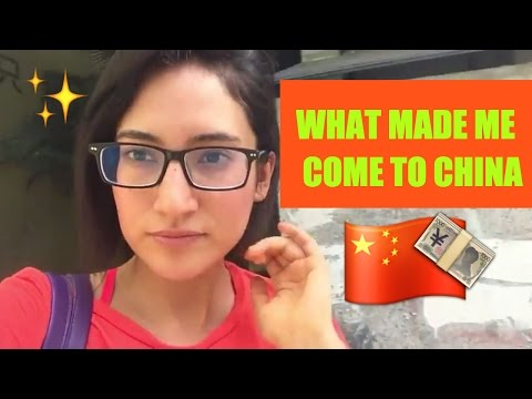 WHAT ARISED MY INTEREST TO COME TO CHINA ? = SINGAPORE