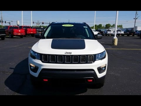 2019 Jeep Compass Trailhawk 4X4 For Sale | 28890T