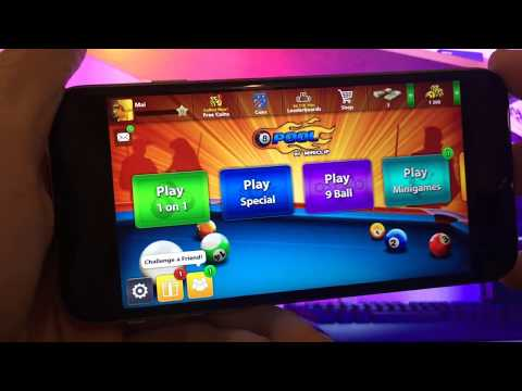 8 Ball Pool Hack Android And IOS Online Generator