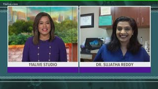 A doctor explains the difference between pneumonia and the coronavirus