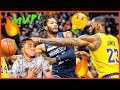 DERRICK ROSE DROPS 31....NASTY CROSSOVER | TIMBERWOLVES VS LAKERS REACTION!!