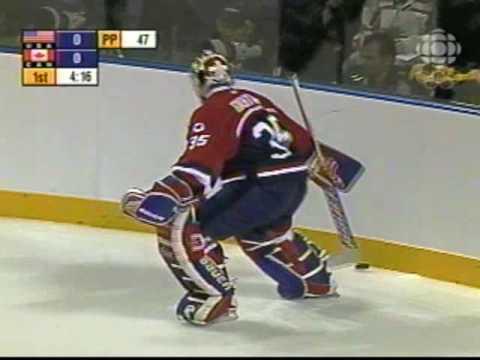 Salt Lake City Gold Medal Game February 24, 2002
