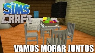 The Sims Craft 2 - VOU MORAR COM O BRANDON #49