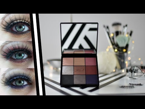 Karl Lagerfeld Eyeshadow Palette. Limited Edition. Made By L'Oréal