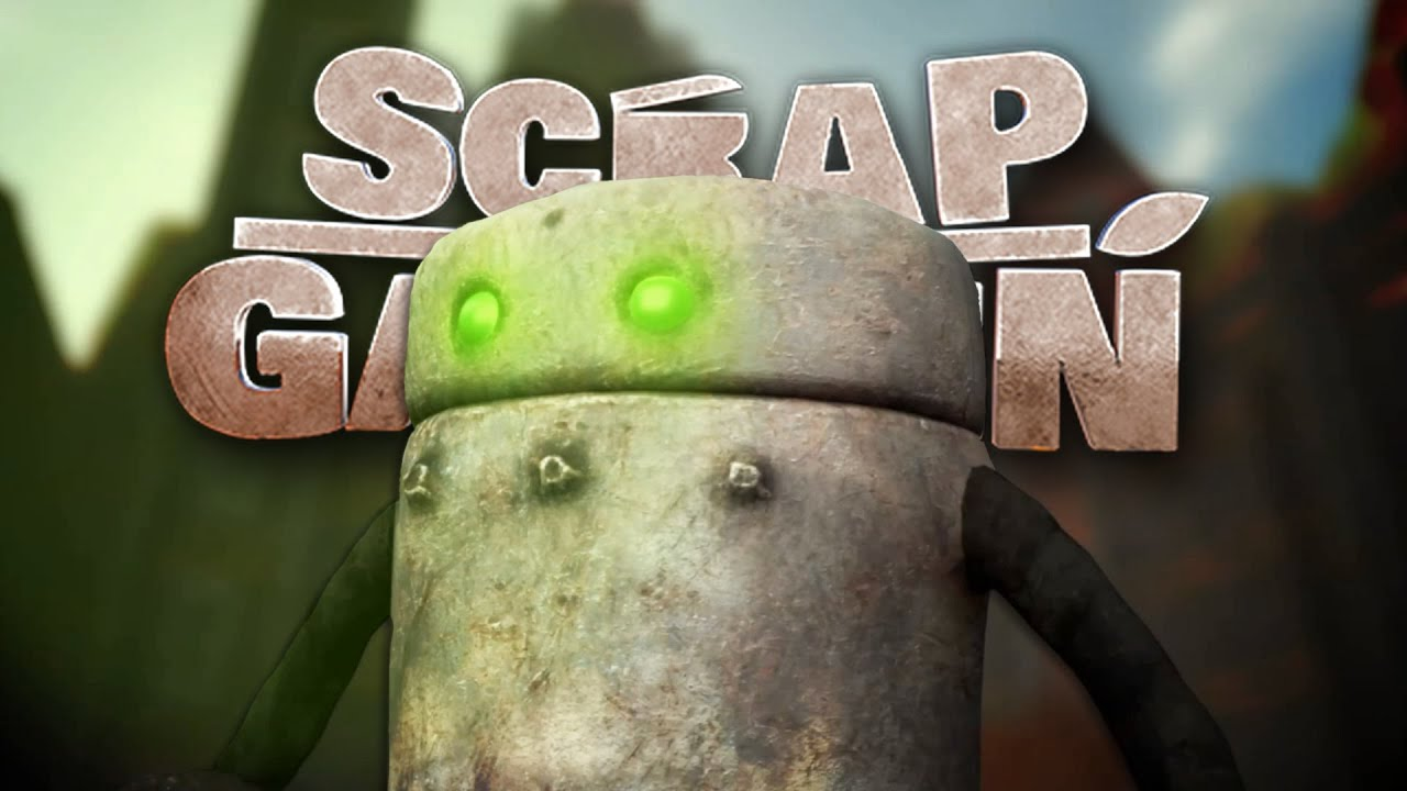 a new era scrap garden part 4 ending - Scrap Garden