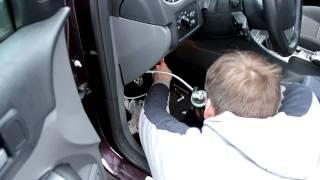 Чистка кондея Ford Focus(Коллективные технические мероприятия FFClub.ru Н.Новгород., 2011-10-24T19:22:26.000Z)