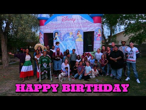 Thumbnail: I Gave My Daughter The Best 6th Birthday Party Ever!