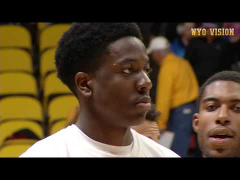 Inside Wyoming Basketball (2016-17 Season - Episode 4)