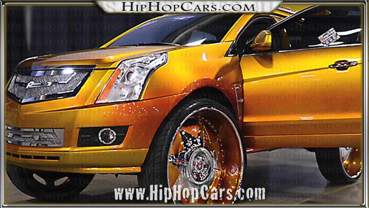 Cadillac Srx On 32 Quot Forgiatos Galassia Rims Youtube