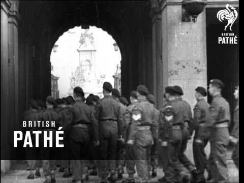 Men Of Arnhem At Palace (1944)