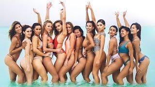 12 BIKINI MODELS, A YACHT AND A PRIVATE ISLAND! | VLOG² 19