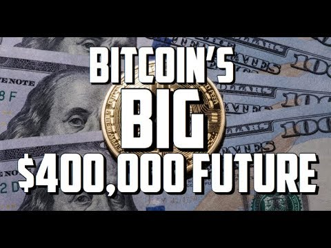 BitCoin BTC Price Has Potential For $400,000 (300K-400K) End-game,  Ronnie Moas | How To Make Money