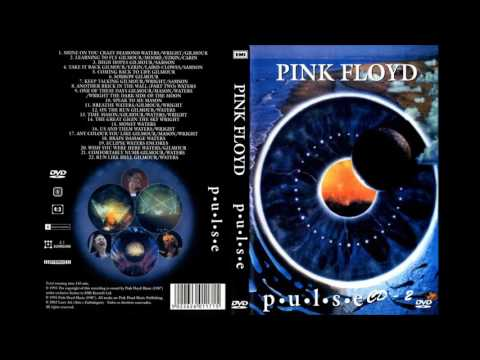 Pink Floyd - PULSE - CD2