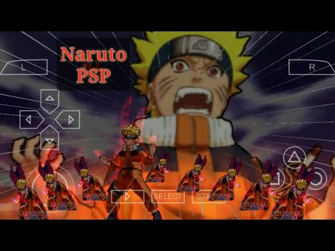 Tổng hợp game naruto psp cho android | PPSSPP GAME NARUTO