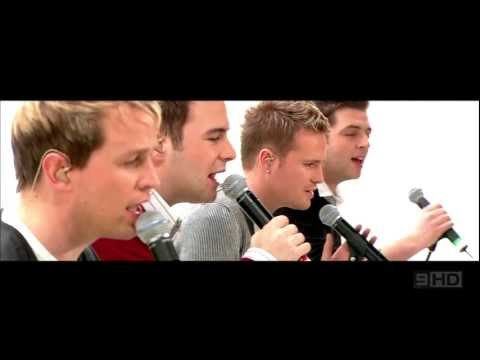 Westlife - The Rose (Live) (HD)