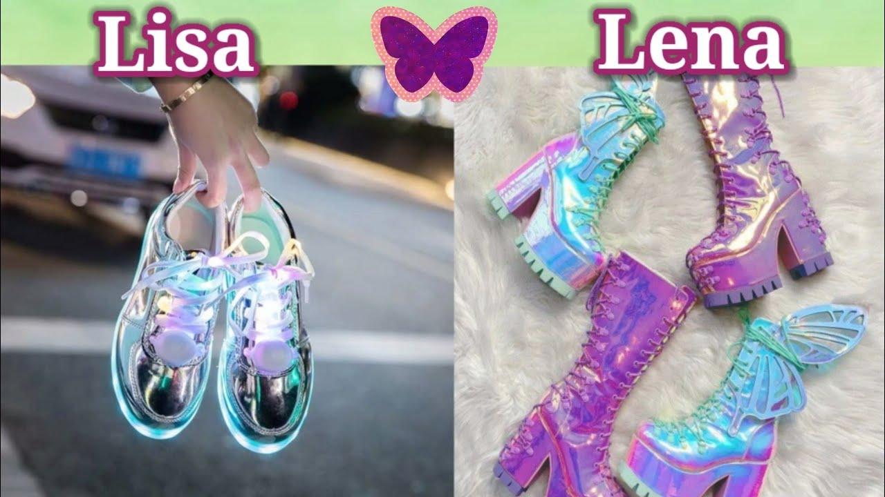 Lisa or Lena fashion & Outfits❤️💅   pinkazu