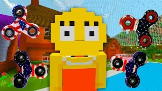 Lisa Steals a Fidget Spinners | The Simpsons | Minecraft Xbox [67]