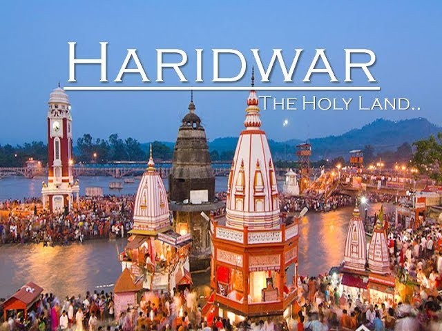 Haridwar Top 10 Tourist Places In Hindi | Haridwar Tourism