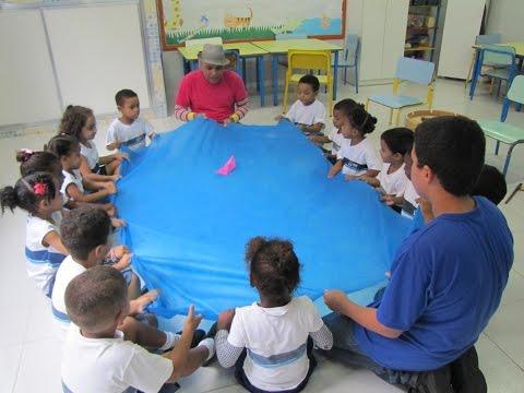 Dinâmica para crianças com a música Canto ao Pescador (Dorival Caymmi) - Canal Marcelo Serralva
