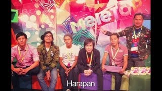 Repeat youtube video HYPER ACT - HARAPAN with lyrics