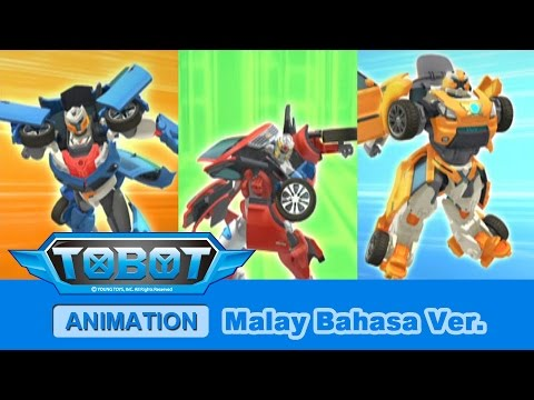 Malay Bahasa TOBOT S1 Ep.17 [Malay Bahasa Dubbed version]