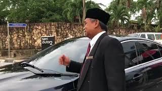 Ibrahim Mat Zain atau Raja Bomoh' Melawat Rumat Najib Razak