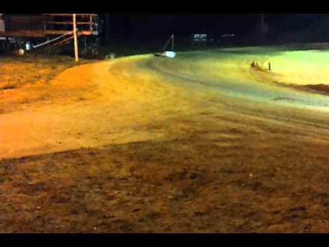 Brinkley rollin at I-24 raceway