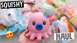 MY FIRST SQUISHY PACKAGE!!!