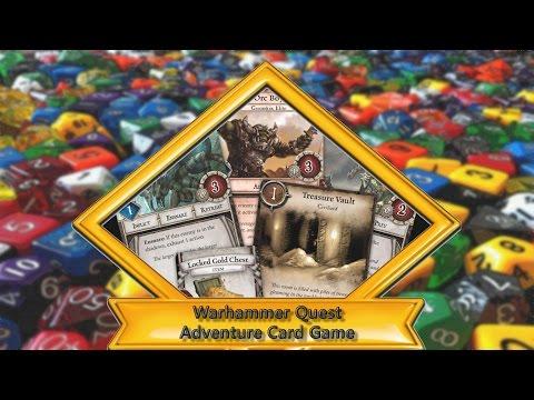 Warhammer Quest Adventure Card Game - Round 5 |