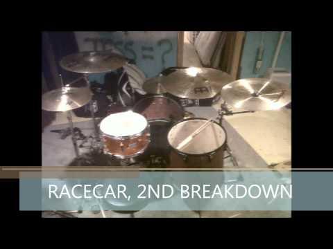 Periphery - ALL Drum Breakdowns 1st album (1080P HD Album Quality)