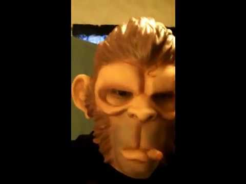 Gta 5 space monkey mask unboxing - YouTube 2241f88ff20c