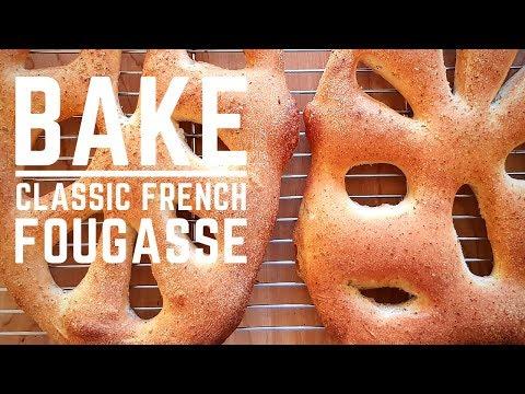 The Tastiest Herb Fougasse