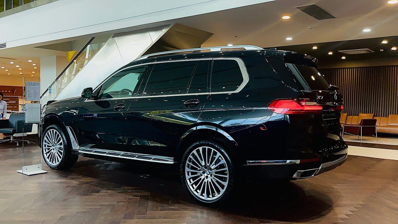 2021 New BMW X7 | Black Color | SUV Luxury 7 Seat