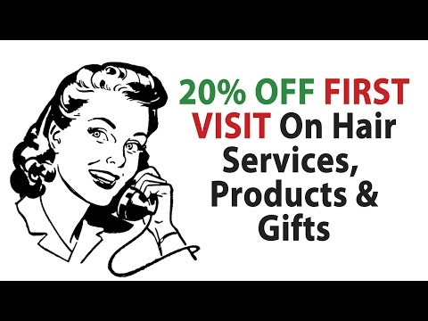 Hair Salon Services Coupons & Deals Dallas Fort Worth (DFW) Tx - 20% Off First Visit