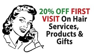 Hair Salon Services Coupons & Deals Dallas Fort Worth (dfw) Tx   20% Off First Visit