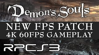 RPCS3 -  Demon's Souls now Playable at 4K 60FPS for the first time!