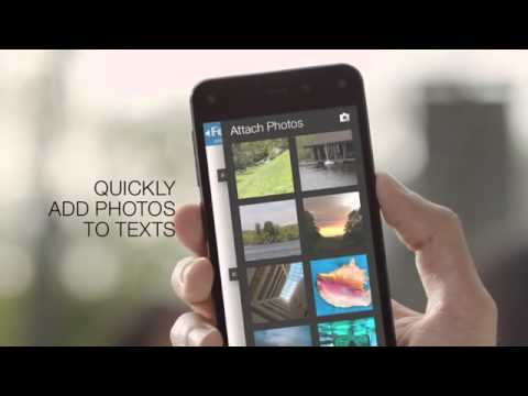 Amazon Fire Phone: Dynamic Perspective
