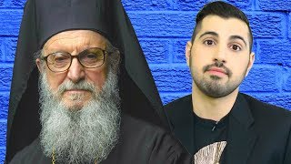 The Greek Orthodox Archdiocese of America was Mad At Me