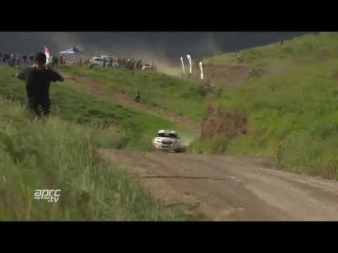 FIA APRC - 2015 Rally New Caledonia - Review