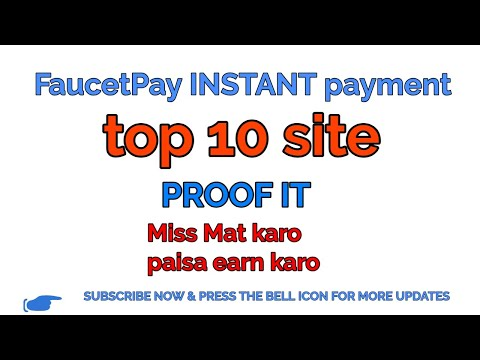 Highest Paying Bitcoin Faucet 2020 | High Paying Ltc Faucet