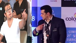 Sonu Nigam SLAMS Azaan   Salman Khan SHOWS Respect for Azan