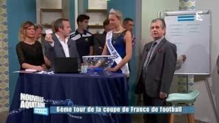 Coupe de France de football (6è tour) : tirage pour le Centre-Ouest (2017)