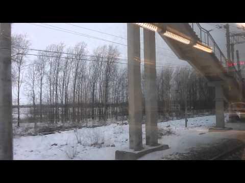 Перегон Тосно - Московский вокзал