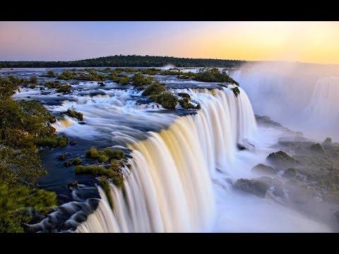 Самые Большие Водопады в Мире! Фос Ду Игуасу. Foz do Iguaçu. Brazil.