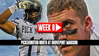 HS Football: Pickerington North at Groveport-Madison [10/17/14]