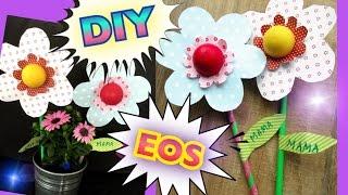 DIY EOS BLUME✿ Geschenk Muttertag💗Geschenkidee Geburtstag💗selbstgemacht💗einfach&schnell
