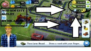 Bagi-bagi Mod || Simcity Buildt Mod Apk ++