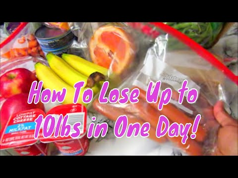 Military Diet | How to LOSE 10lbs in 3 Days! 😮 | KEYTOLiFE